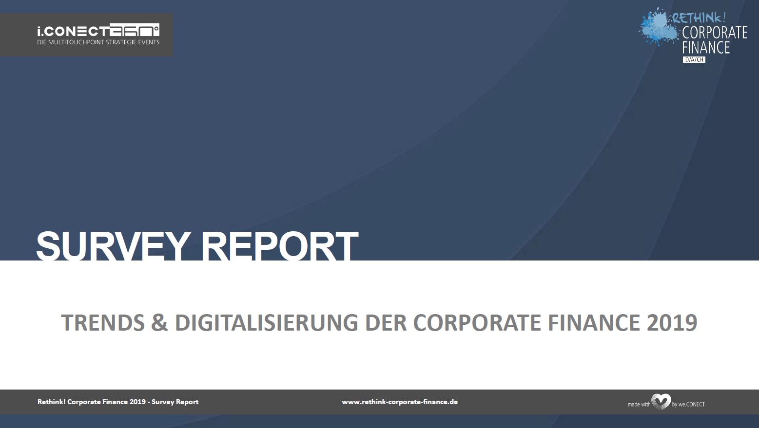 Finanzumfrage 2019